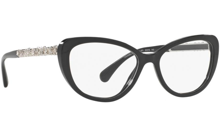 93ae1d5704 Chanel CH3345 C501 54 Prescription Glasses