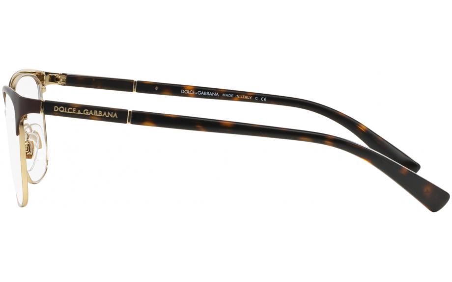c2290c8de2a9 Dolce   Gabbana DG1268 1254 54 Prescription Glasses