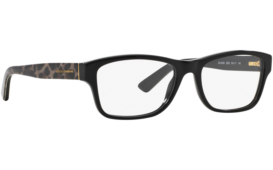 3c85860093a Dolce   Gabbana DG3208 2525 52 Prescription Glasses