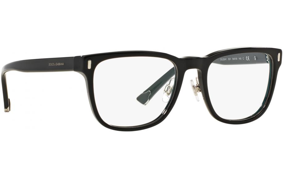 b448187bcb Dolce   Gabbana DG3241 501 54 Prescription Glasses