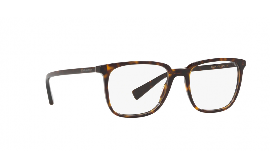1011ee8ffed3ba Dolce   Gabbana DG3298 502 53 Prescription Glasses   Shade Station