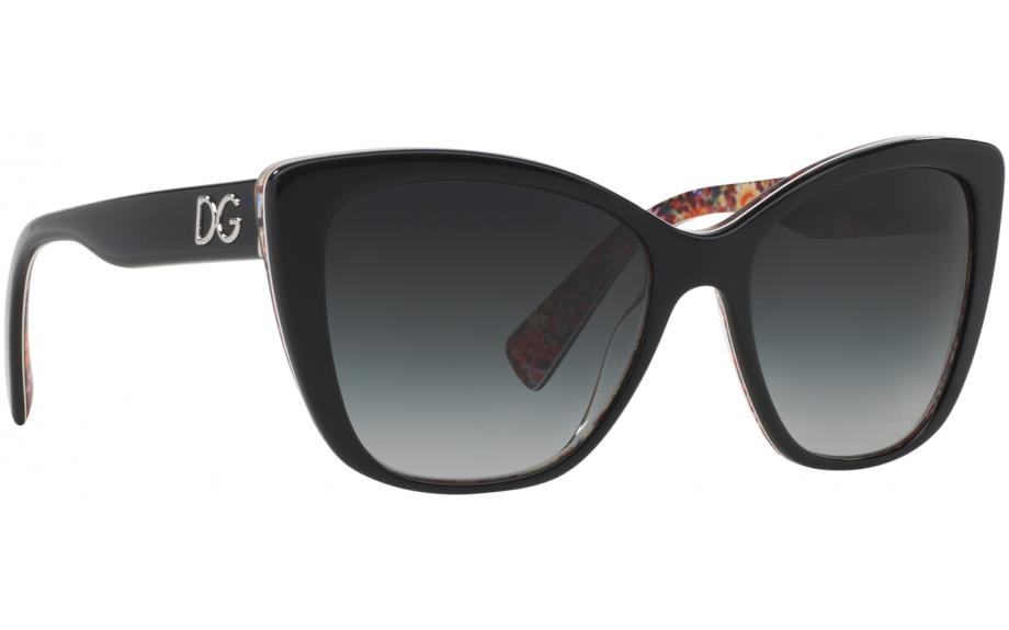 dbf3f86ad3f0 Dolce   Gabbana DG4216 27898G 55 Sunglasses