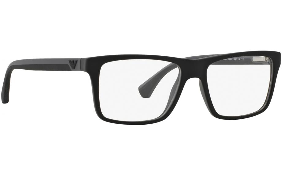 Emporio Armani EA3034 5229 53 Prescription Glasses | Shade Station