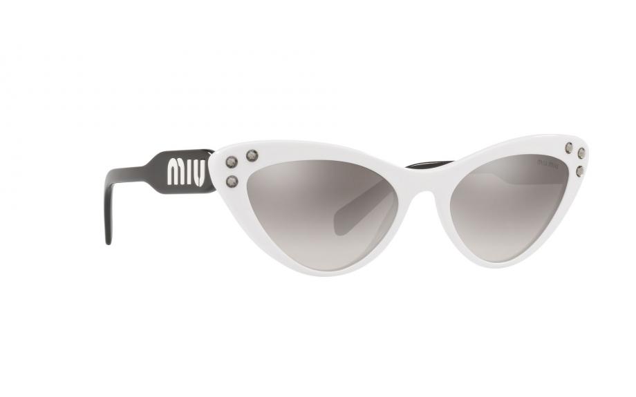 5243442e2abe Miu Miu MU 05TS 4AO5O0 55 Prescription Sunglasses
