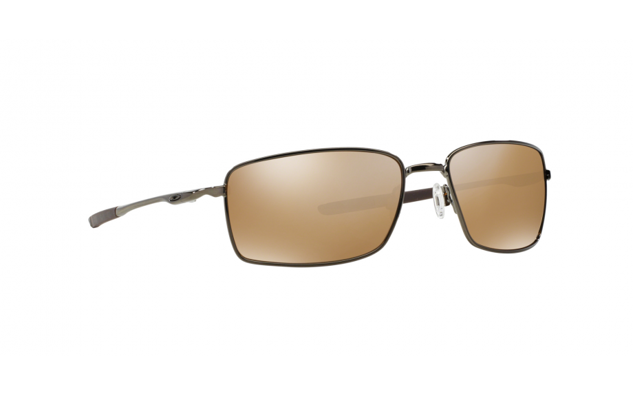 7abc32a44 Oakley New Square Wire OO4075-06 Sunglasses | Shade Station