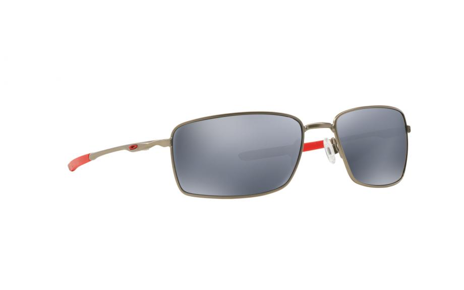 ec77831a483 Oakley New Square Wire OO4075-07 Prescription Sunglasses