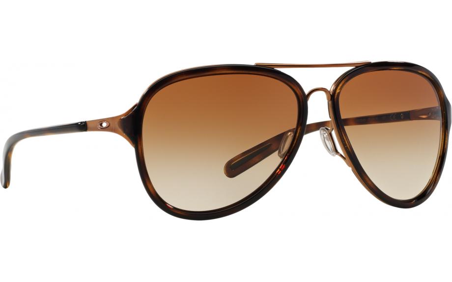 633a0d4ae0 Oakley Kickback OO4102-01 Sunglasses
