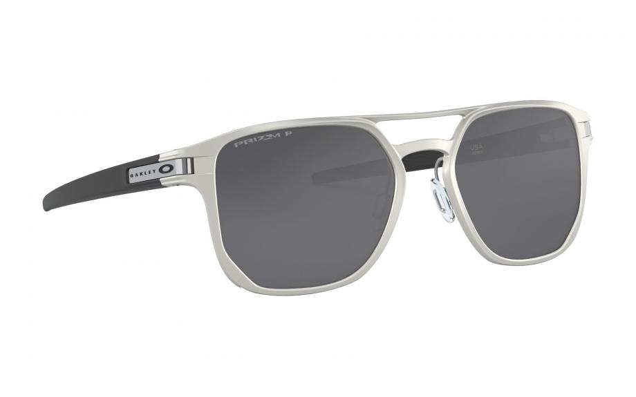 06586fe2e65c Oakley LATCH ALPHA OO4128-01 53 Sunglasses | Shade Station