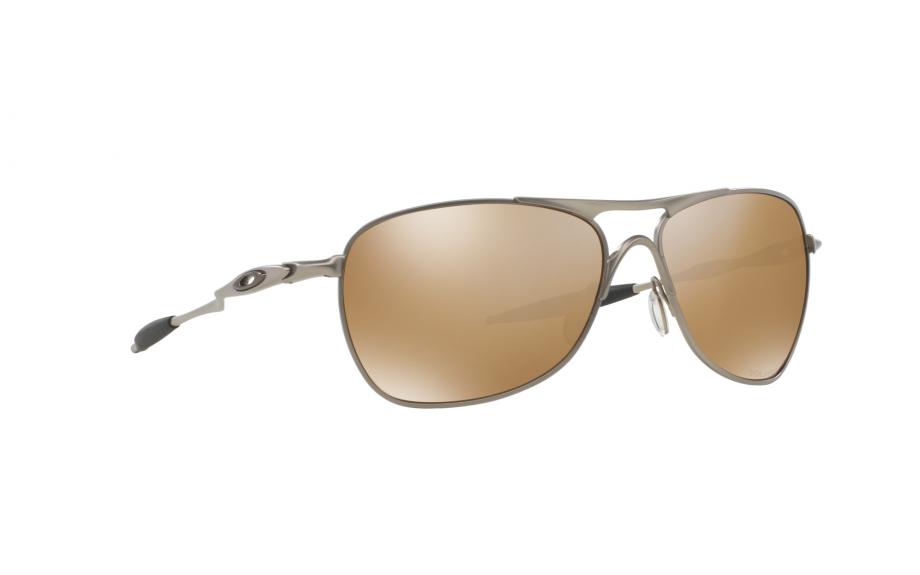 ee0ed68d17 Oakley Polarised Titanium Crosshair® OO6014-01 Sunglasses