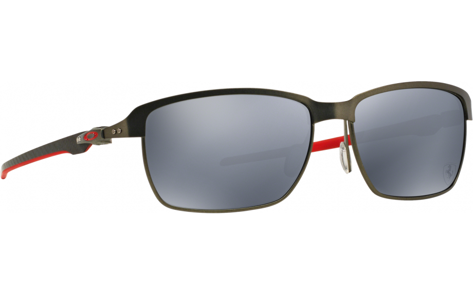 a268ca6739b Oakley Ferrari Collection TinFoil Carbon OO6018-06ALT Sunglasses ...