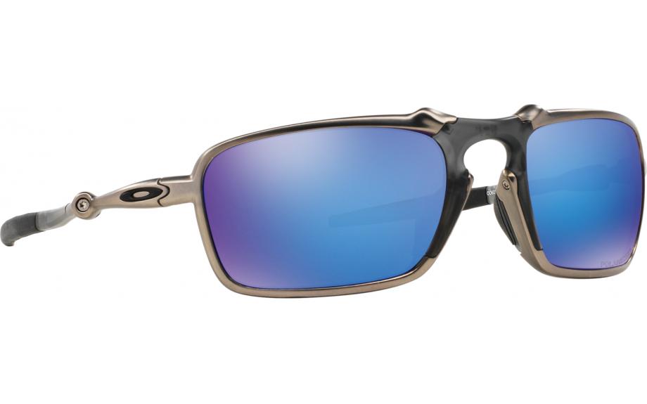 c3b555c99c Oakley Badman OO6020-04 Sunglasses
