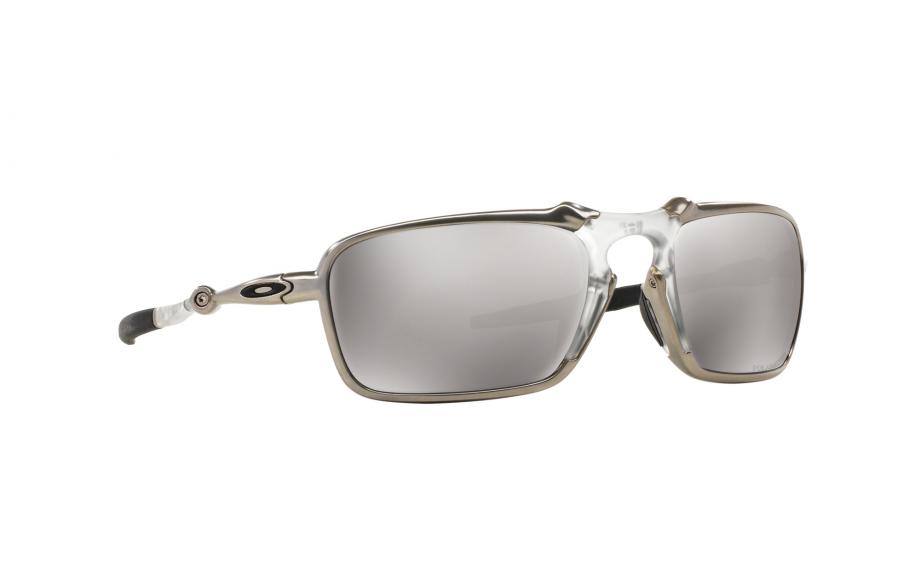 c64a640c8d Oakley Badman OO6020-05 Prescription Sunglasses