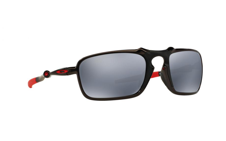 c72e86d635 Oakley Ferrari Collection Badman OO6020-07 Sunglasses