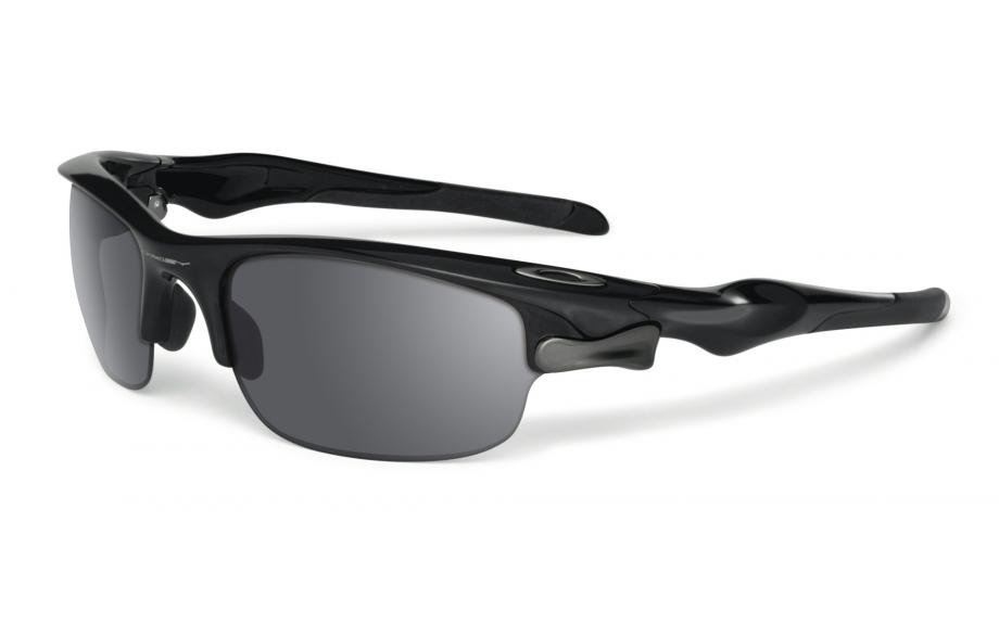 009ff682e4630 Oakley Fast Jacket OO9097-01 Sunglasses
