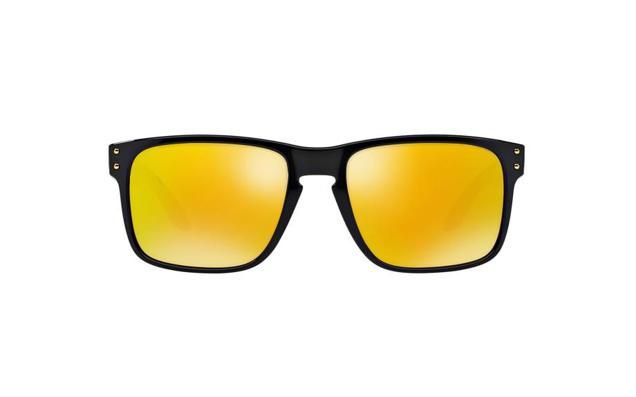 07e1773571 Oakley Shaun White Signature Holbrook Matte Black Sunglasses Oo9102 ...