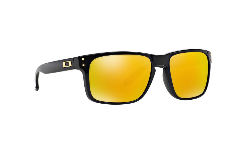 5d41e6f47f Oakley Holbrook Shaun White Signature Series OO9102-08 Sunglasses ...