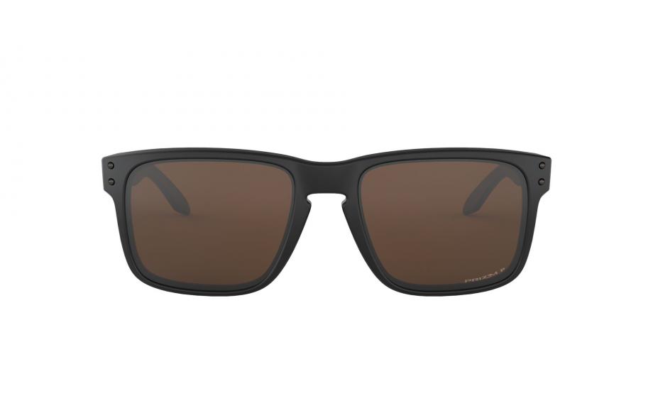 dfefa9c07c Oakley Holbrook Sunglasses. zoom. 360° view. Frame  Matte black. Lens  Prizm  tungsten polarized