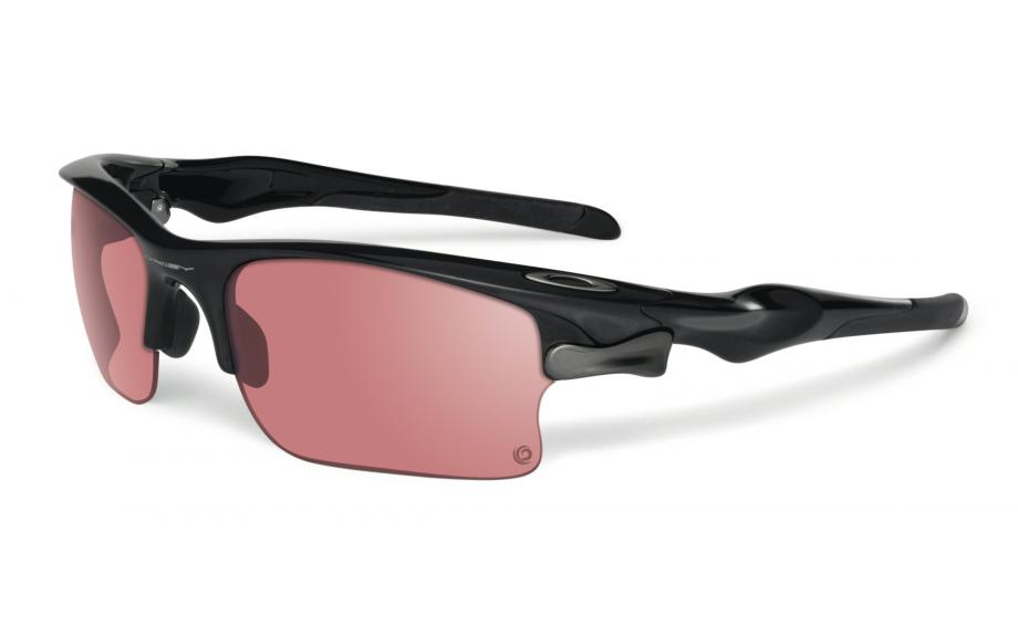 Oakley Fast Jacket XLJ Transitions OO9156-09 Prescription Sunglasses    Shade Station 757c6093e65e