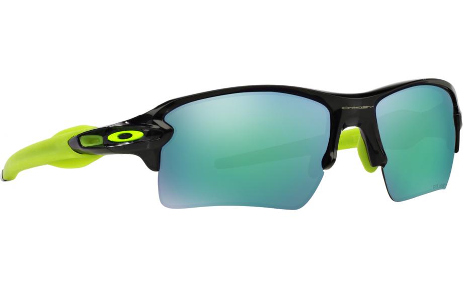 d6cbb949fd Oakley Flak 2.0 XL Sunglasses. zoom. 360° view. Frame  Black ink. Lens  Polarised  jade iridium