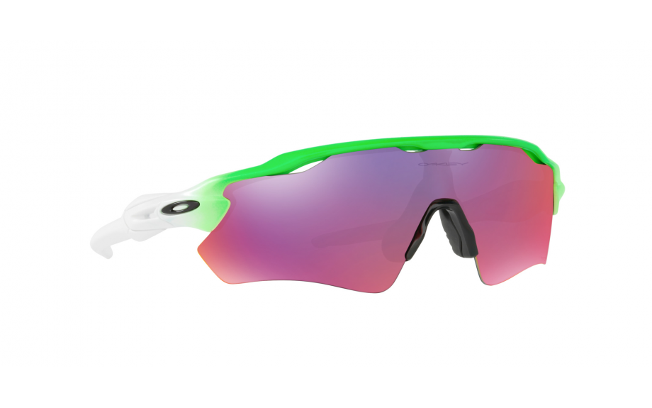 aa070c502b7aa Oakley Radar EV Path OO9208-41 Prizm Green Fade Collection Sunglasses    Shade Station