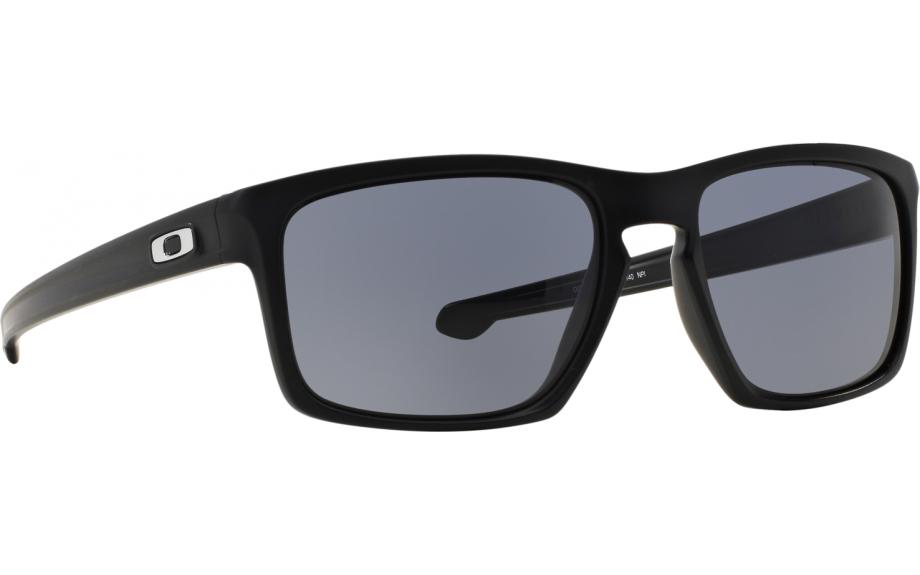 cbba8bdb6e4 Oakley Sliver OO9262-01 Sunglasses