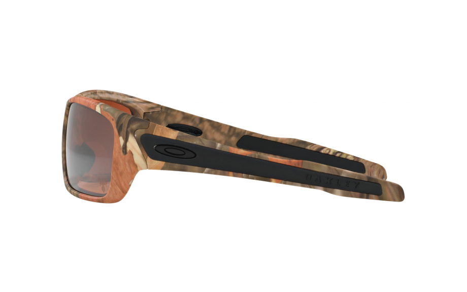 ba583d0930 Oakley Turbine King s Camo Collection Sunglasses. zoom. 360° view. Frame  Woodland  Camo Lens  VR28 Black Iridium