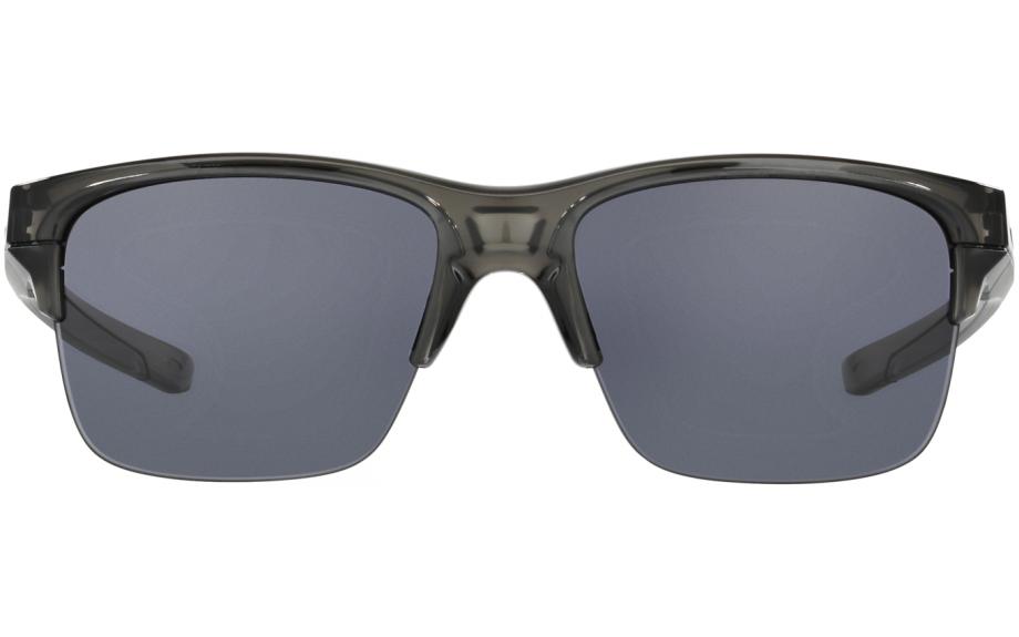 4f0489093f Oakley Thinlink Sunglasses. zoom. 360° view. Frame  Grey Smoke Lens  Grey