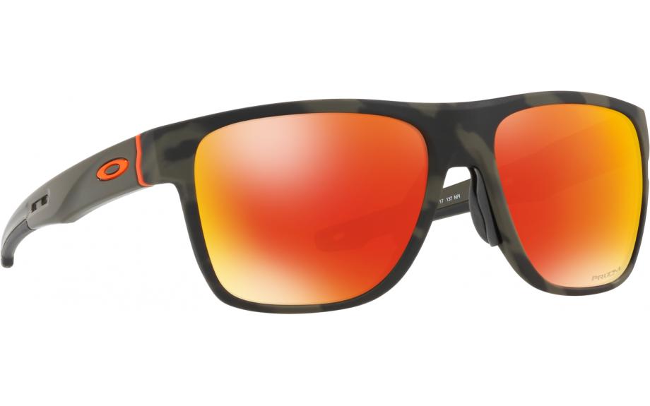 90726a1347 Oakley Crossrange XL OO9360-11 Sunglasses