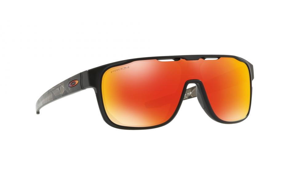 e9bb19d43 Oakley Crossrange Shield OO9387-09 31 Sunglasses   Shade Station