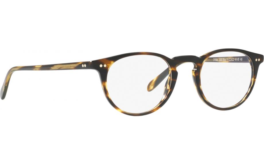 589d6eebae Oliver Peoples Riley OV5004 1003 47 Prescription Glasses