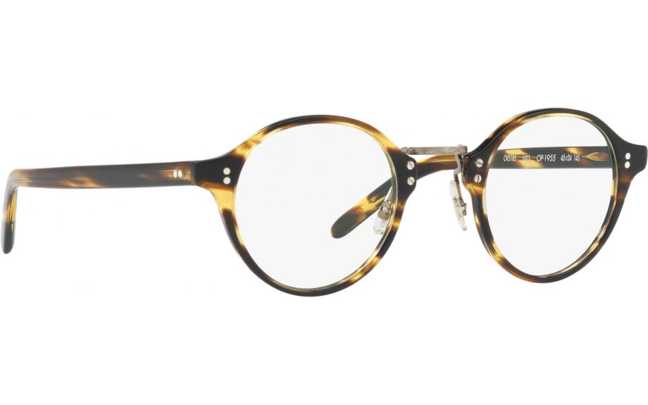 f8bfe2f539 Oliver Peoples OP-1955 OV5185 1003 45 Prescription Glasses