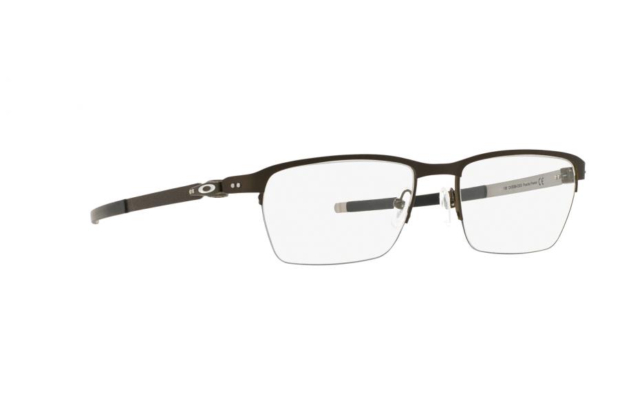 39a60153a2 Oakley TinCup 0.5 Titanium OX5099 0353 Prescription Glasses