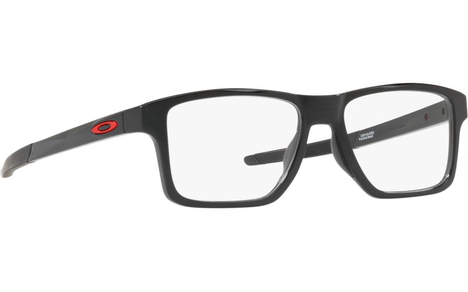 a623bf3e4dc2 Oakley Chamfer Squared OX8143 03 52 Prescription Glasses   Shade Station