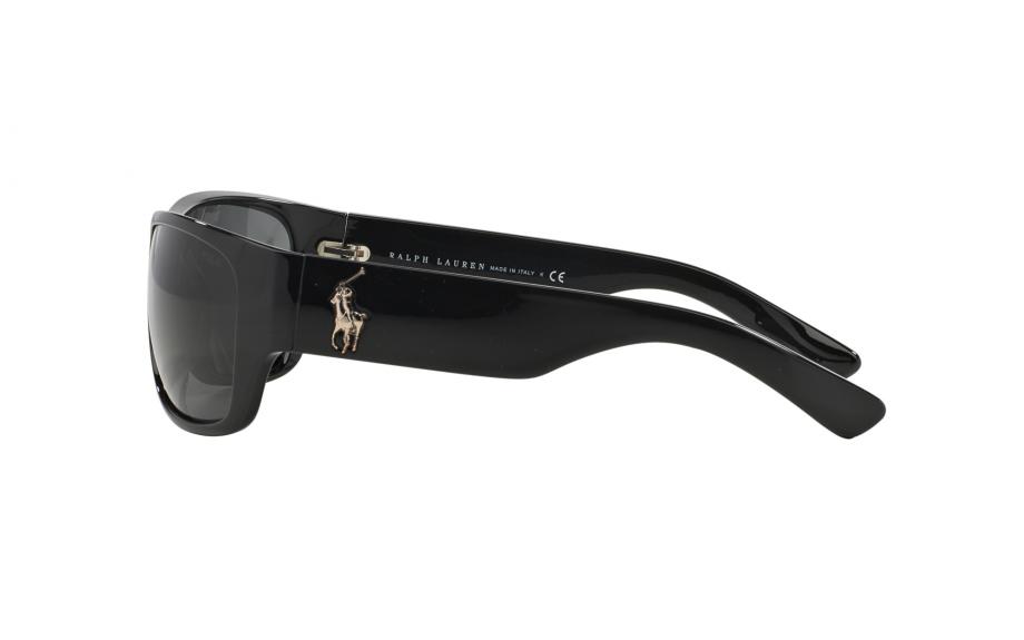 0767e567189a Polo Ralph Lauren PH4074 Sunglasses. zoom. 360° view. Frame: Matte black.  Lens: Grey