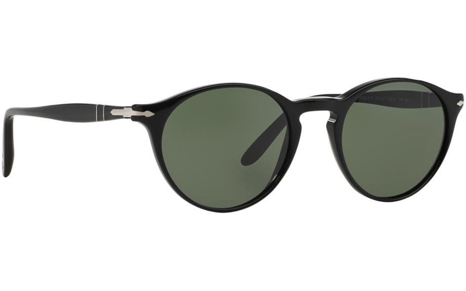 Persol PO3092SM Sonnenbrille Schwarz 901431 50mm hbRix