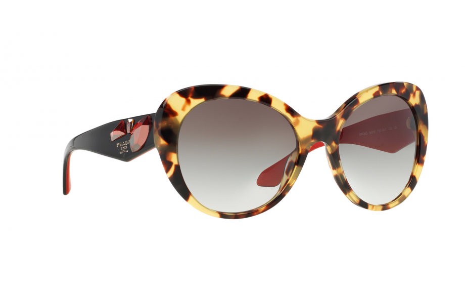 350d123b6a Prada Limited Edition Voice PR26QS 7S00A7 56 Prescription Sunglasses ...