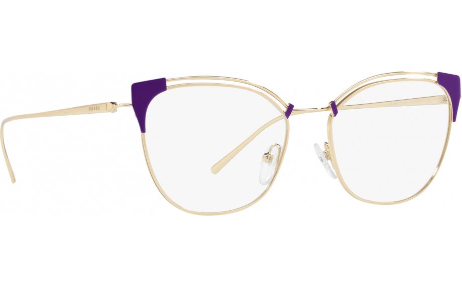 086cc8826365 Prada PR62UV YC01O1 53 Prescription Glasses