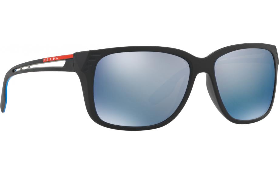 09777a70fa Prada Sport PS03TS 1BO2E0 59 Sunglasses