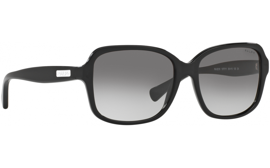 Ralph RA5216 Sonnenbrille Schwarz 137711 56mm lHCV4jrlh