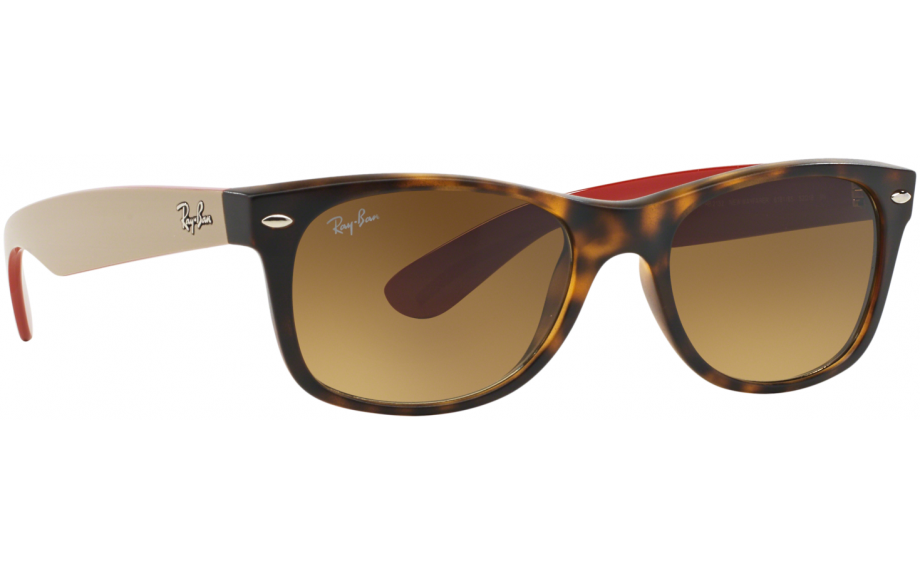Ray-Ban New Wayfarer RB2132 618185 52 Prescription