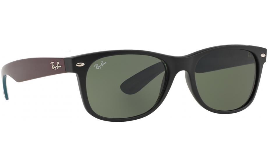 Ray-Ban New Wayfarer RB2132 6182 55 Sunglasses  80b80d670ab6