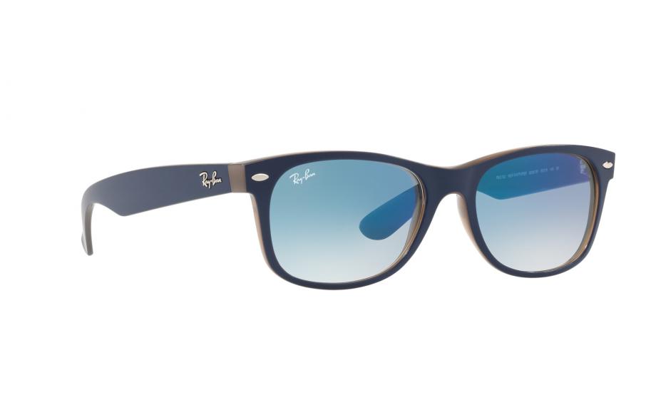 ab7617f3b223e Ray-Ban New Wayfarer RB2132 63083F 52 Sunglasses