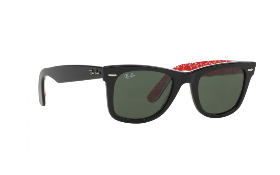 e79e99538 Ray-Ban Wayfarer RB2140 1016 50 Sunglasses | Shade Station