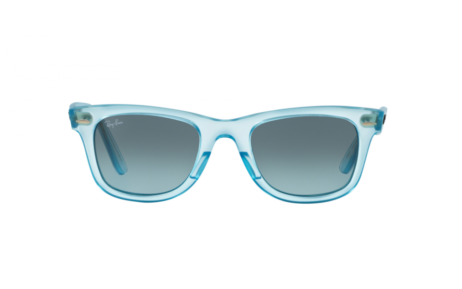 dea5c83d5a ... Ice-Pop RB2140 Sunglasses. Genuine Rayban Dealer - click to verify.  zoom. 360° view. Frame  Translucent blue