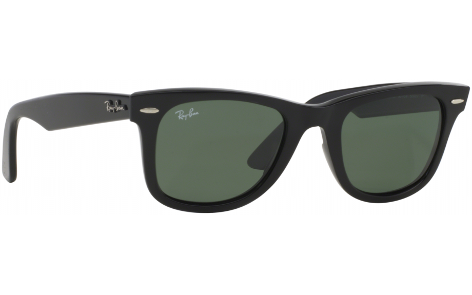 ray ban and wayfarer