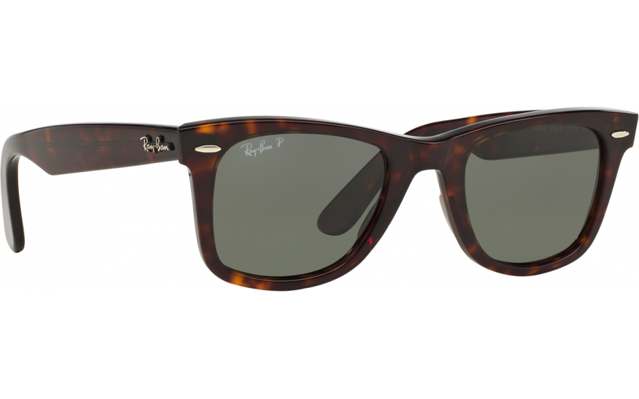 Ray-Ban Wayfarer RB2140 902/58 50 Prescription Sunglasses ...