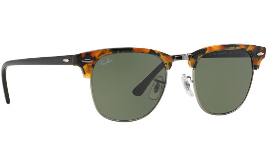 0dd94caef67 Ray-Ban Clubmaster RB3016 1157 49 Sunglasses