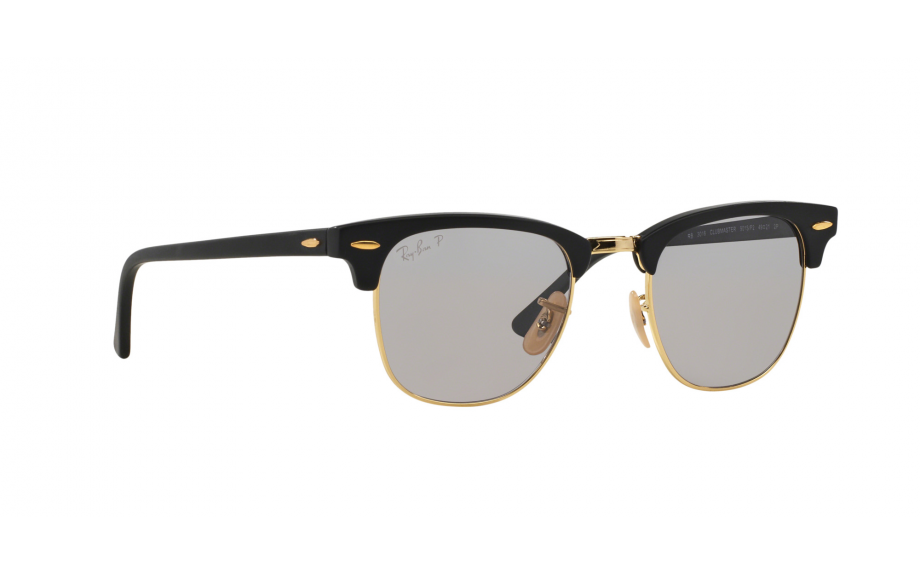 0ec2a1a9a8cd Ray-Ban Clubmaster RB3016 901SP2 49 Sunglasses | Shade Station