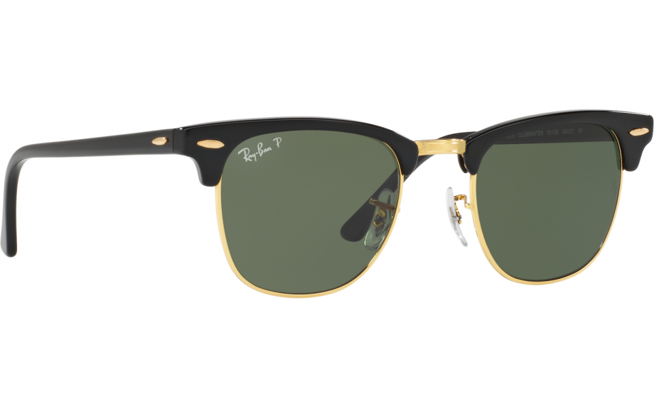 1cebf336ab Ray-Ban Clubmaster RB3016 901 58 49 Prescription Sunglasses