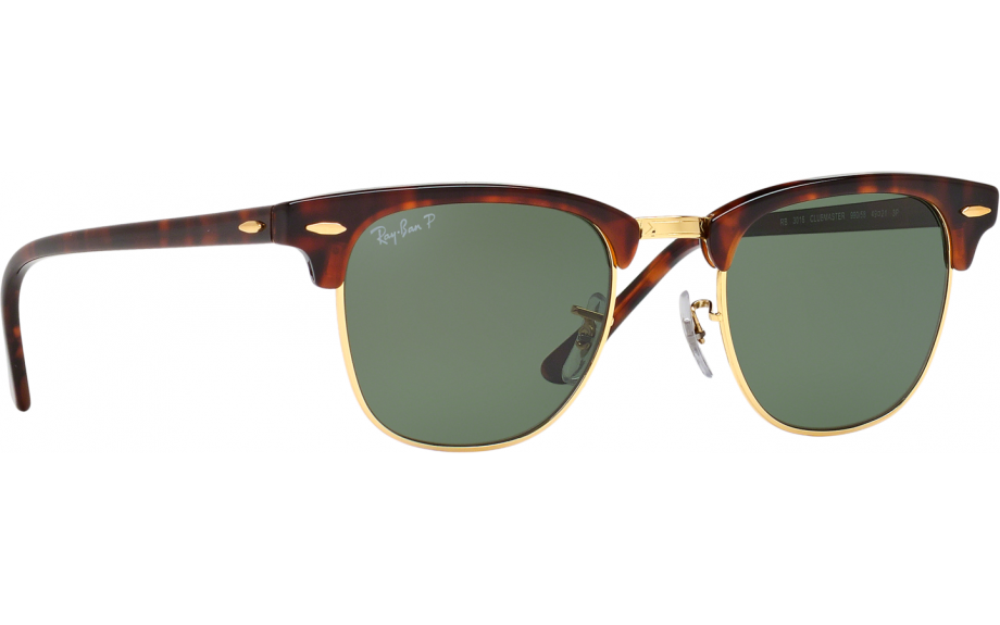 c05754880b Ray-Ban Clubmaster RB3016 990 58 49 Sunglasses